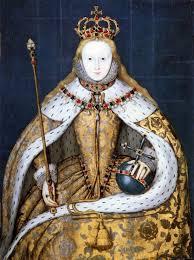 elizabeth I coronation robes
